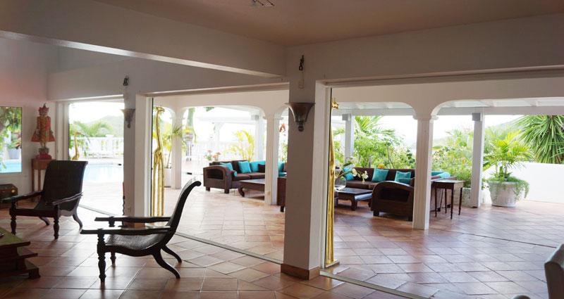 Bed and breakfast in St. Martin - St. Maarten - Anse Marcel - Inn 292 - 12