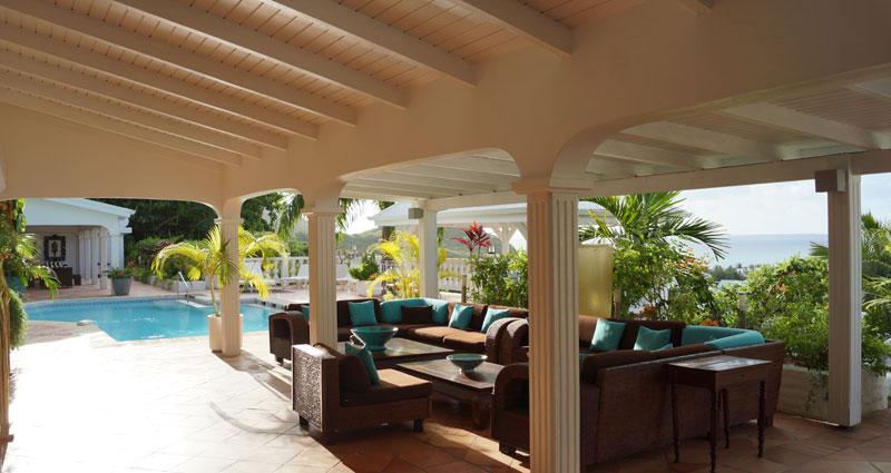 Bed and breakfast in St. Martin - St. Maarten - Anse Marcel - Inn 292 - 13