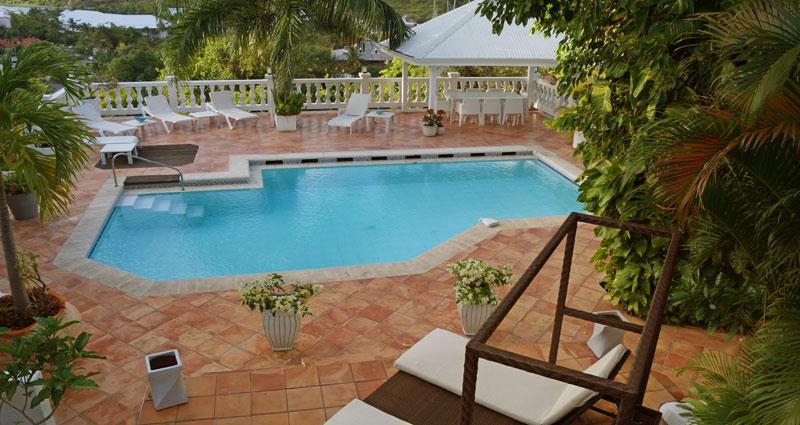 Bed and breakfast in St. Martin - St. Maarten - Anse Marcel - Inn 292 - 15