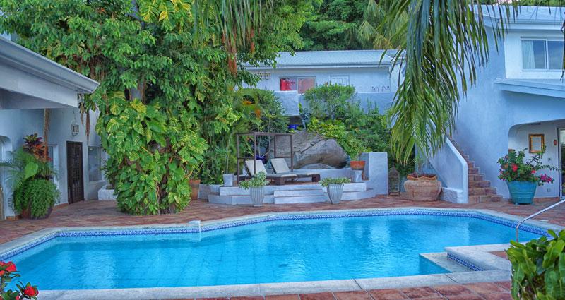 Bed and breakfast in St. Martin - St. Maarten - Anse Marcel - Inn 292 - 16