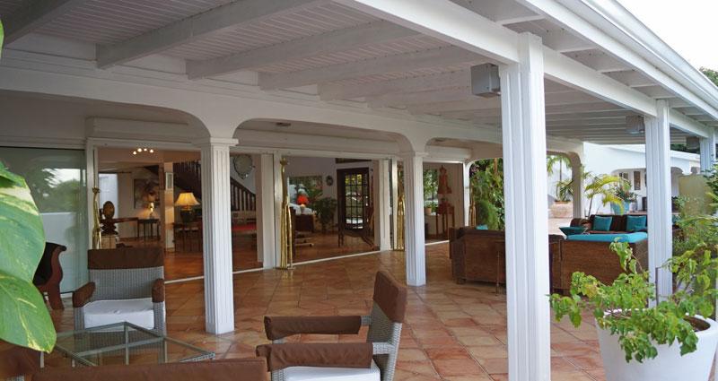Bed and breakfast in St. Martin - St. Maarten - Anse Marcel - Inn 292 - 17