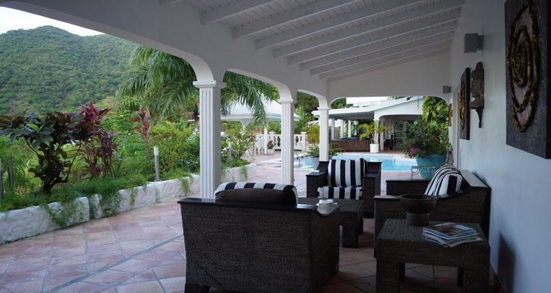 Bed and breakfast in St. Martin - St. Maarten - Anse Marcel - Inn 292 - 18