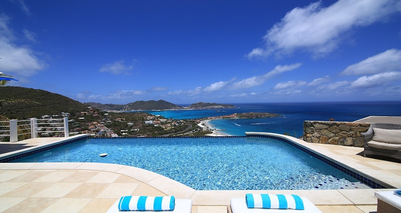 Bed and breakfast in St. Martin - St. Maarten - Great Bay - Inn 453