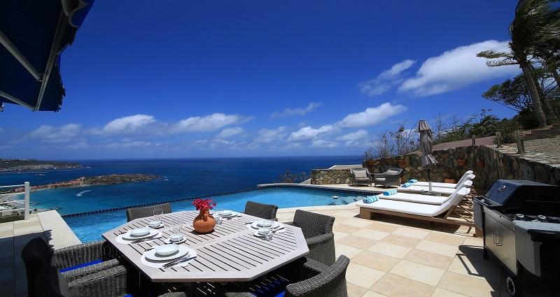 Bed and breakfast in St. Martin - St. Maarten - Great Bay - Inn 453 - 14