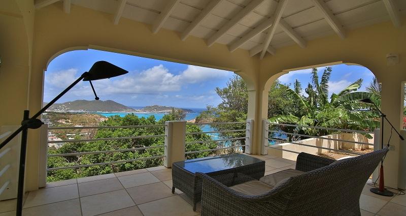 Bed and breakfast in St. Martin - St. Maarten - Great Bay - Inn 453 - 17