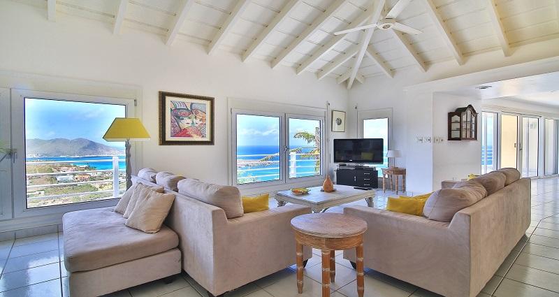 Bed and breakfast in St. Martin - St. Maarten - Great Bay - Inn 453 - 4