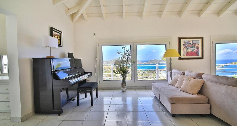 Bed and breakfast in St. Martin - St. Maarten - Great Bay - Inn 453 - 5