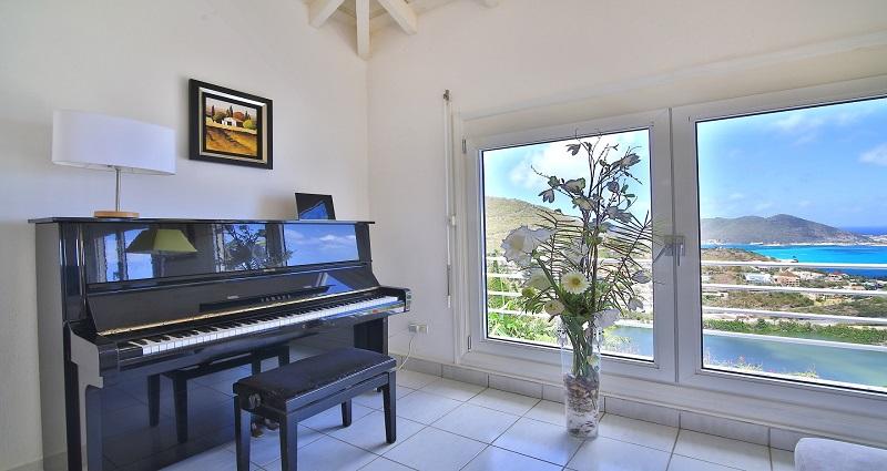 Bed and breakfast in St. Martin - St. Maarten - Great Bay - Inn 453 - 7