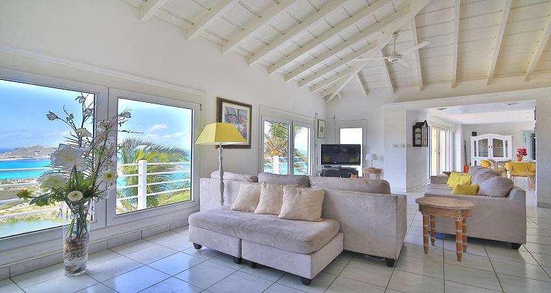 Bed and breakfast in St. Martin - St. Maarten - Great Bay - Inn 453 - 8