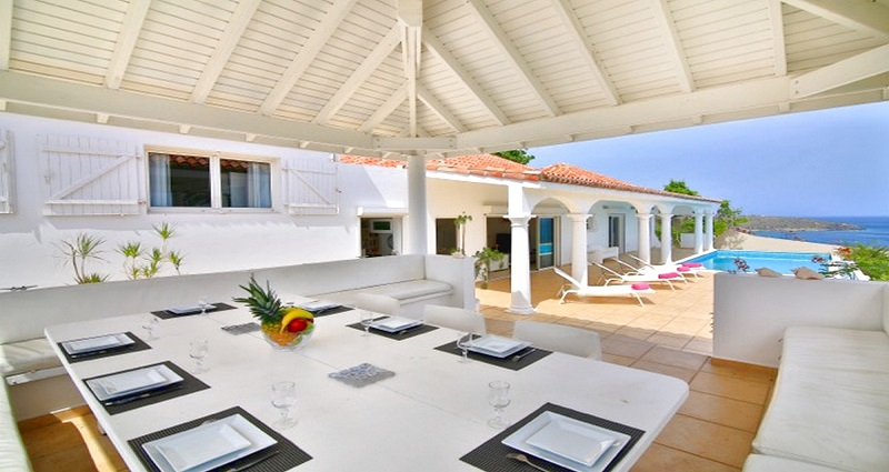 Bed and breakfast in St. Martin - St. Maarten - Pelican Key - Inn 458 - 1