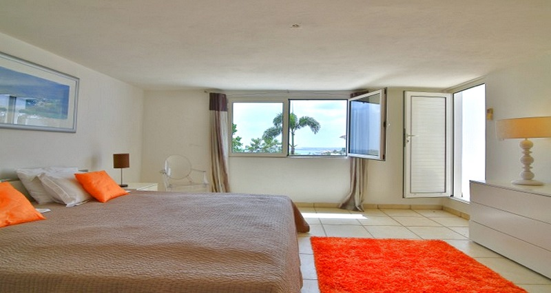 Bed and breakfast in St. Martin - St. Maarten - Pelican Key - Inn 458 - 13