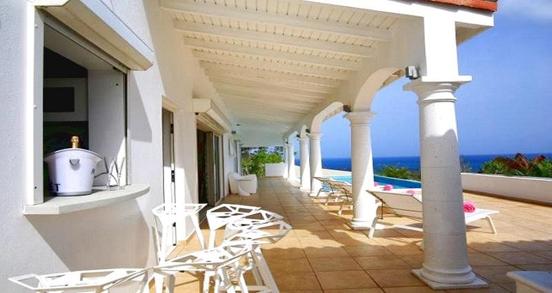 Bed and breakfast in St. Martin - St. Maarten - Pelican Key - Inn 458 - 17