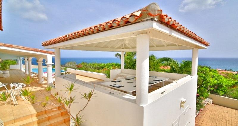 Bed and breakfast in St. Martin - St. Maarten - Pelican Key - Inn 458 - 3