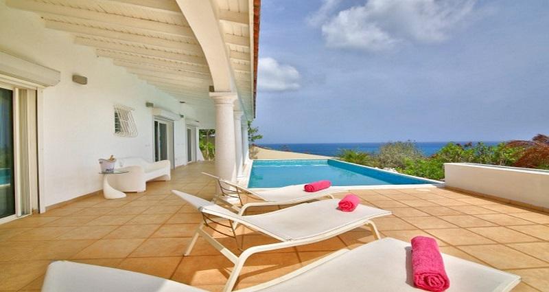 Bed and breakfast in St. Martin - St. Maarten - Pelican Key - Inn 458 - 4
