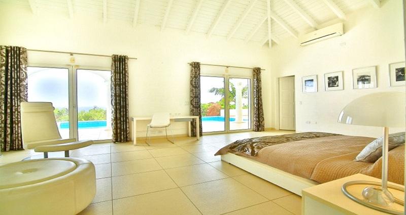 Bed and breakfast in St. Martin - St. Maarten - Pelican Key - Inn 458 - 5
