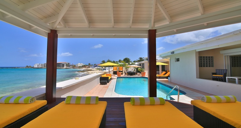 Vacation villa rental in St. Martin - St. Maarten - Beacon Hill - Villa 459