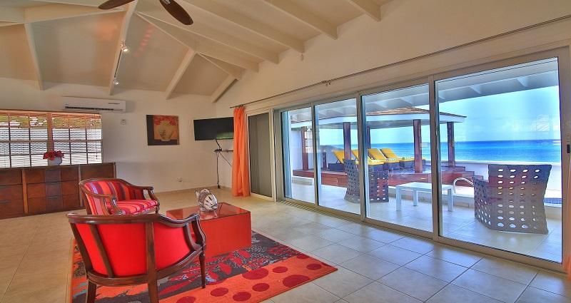 Bed and breakfast in St. Martin - St. Maarten - Beacon Hill - Inn 459 - 16