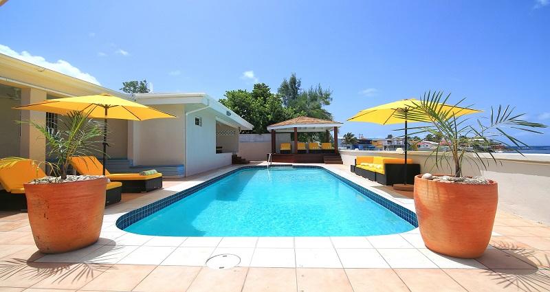 Bed and breakfast in St. Martin - St. Maarten - Beacon Hill - Inn 459 - 18