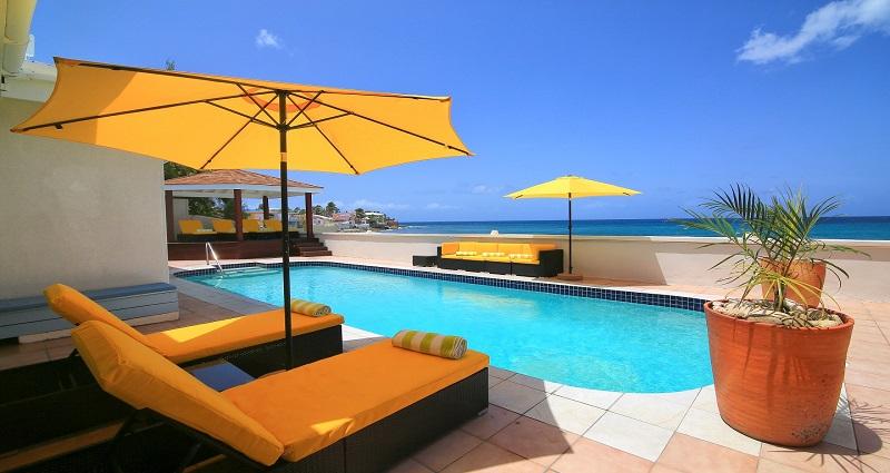 Bed and breakfast in St. Martin - St. Maarten - Beacon Hill - Inn 459 - 2