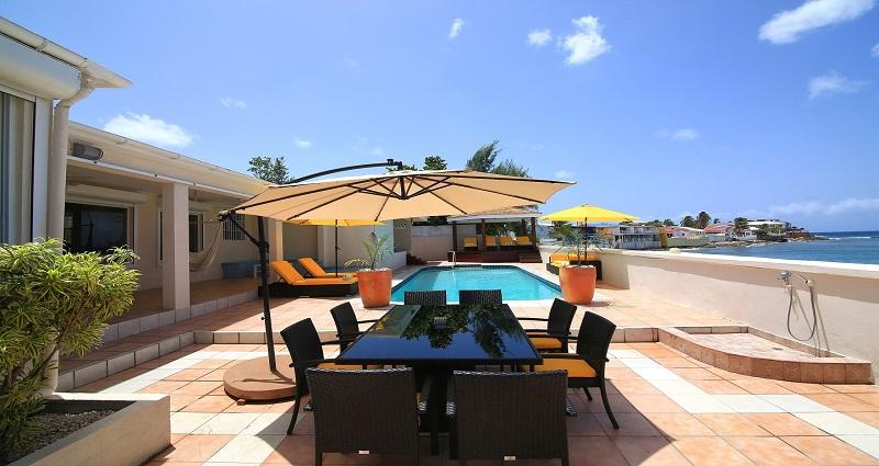 Bed and breakfast in St. Martin - St. Maarten - Beacon Hill - Inn 459 - 20