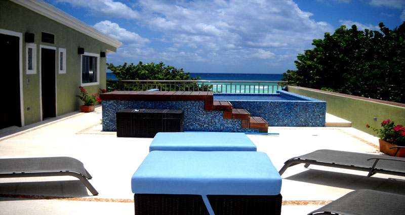 Bed and breakfast in Mexico - Quintana Roo - Playa del Carmen - Inn 101