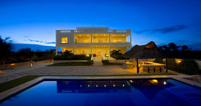 Vacation villa rental in Mexico - Quintana Roo - Mayan Riviera - Villa 117