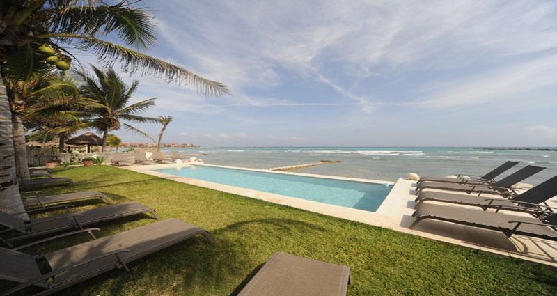 Villa vacacional en alquiler en México - Quintana Roo - Puerto Aventuras - Villa 160