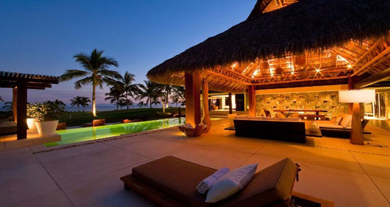 Bed and breakfast in Mexico - Puerto Vallarta - Punta Mita - Inn 161