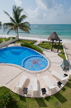 Bed and breakfast in Mexico - Quintana Roo - Mayan Riviera - Inn 457 - 3