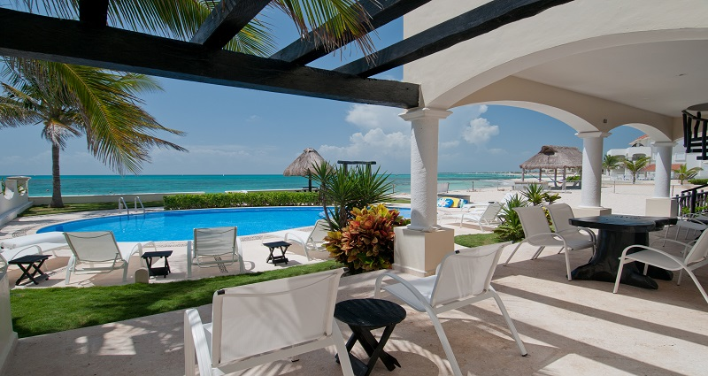 Bed and breakfast in Mexico - Quintana Roo - Mayan Riviera - Inn 457