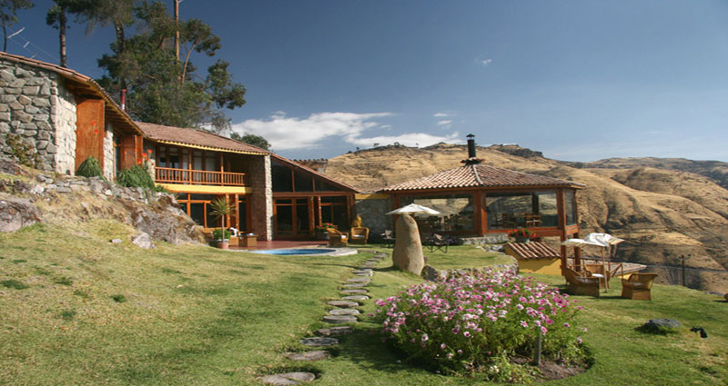 Bed and breakfast in Peru - Lima - Vinac District - Inn 277