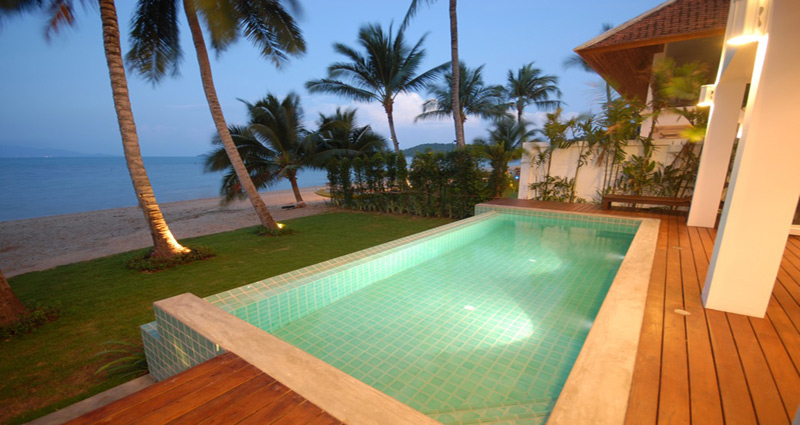 Vacation villa rental in Thailand - Bophut - Koh Samui - Villa 358