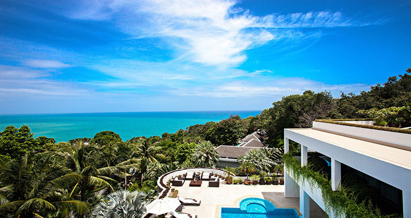 Bed and breakfast in Thailand - Phuket - Kamala Beach - Inn 393