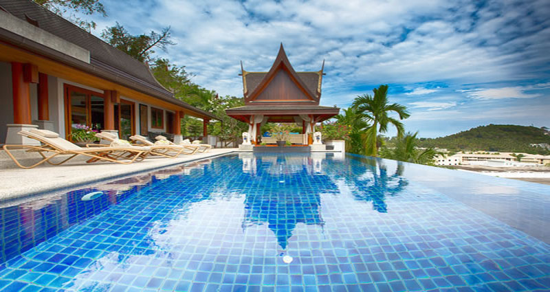 Bed and breakfast in Thailand - Phuket - Surin Beach - Inn 395