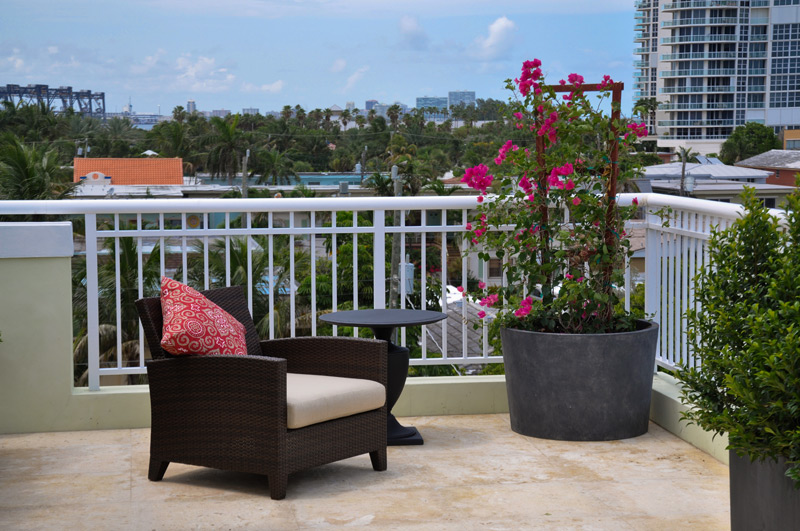 Bed and breakfast in USA - Florida - Hollywood Beach - Inn 217 - 24