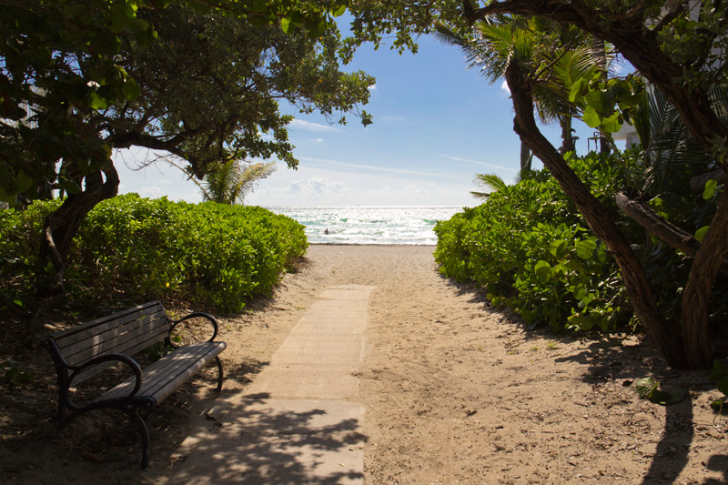 Bed and breakfast in USA - Florida - Hollywood Beach - Inn 319 - 1