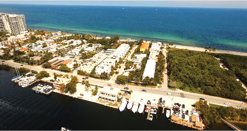 Bed and breakfast in USA - Florida - Hollywood Beach - Inn 319 - 2
