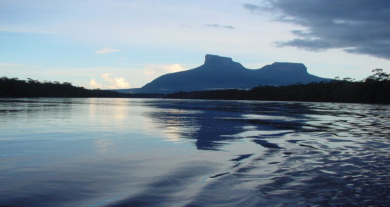 Bed and breakfast in Venezuela - Bolivar - Canaima - Inn 294