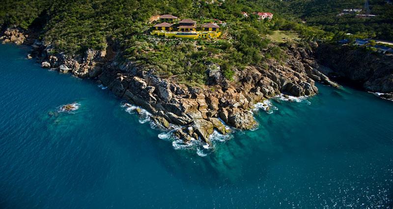 Bed and breakfast in B. Virgin Islands - Tortola - Little Bay - Inn 406