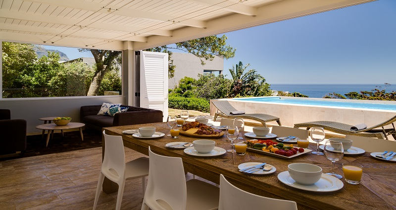 Bed and breakfast in South Africa - Cape Town - Camps Bay - Inn 440