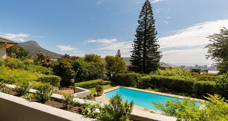 Bed and breakfast in South Africa - Cape Town - oranjezicht - Inn 451 - 1