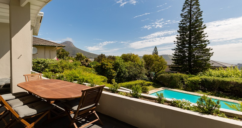 Bed and breakfast in South Africa - Cape Town - oranjezicht - Inn 451 - 2